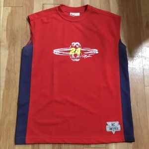NASCAR Jeff Gordon Authentic Trackside Shirt XL